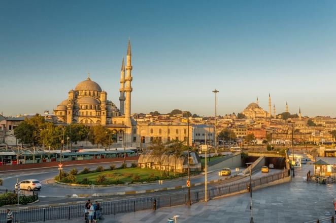 Meczet Nowy Eminonu
