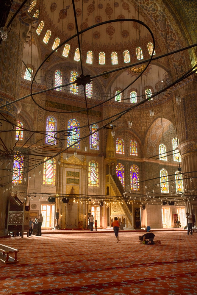 Meczet Błękitny